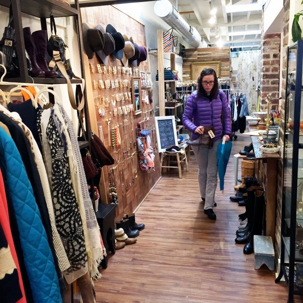 clementine consignment shop