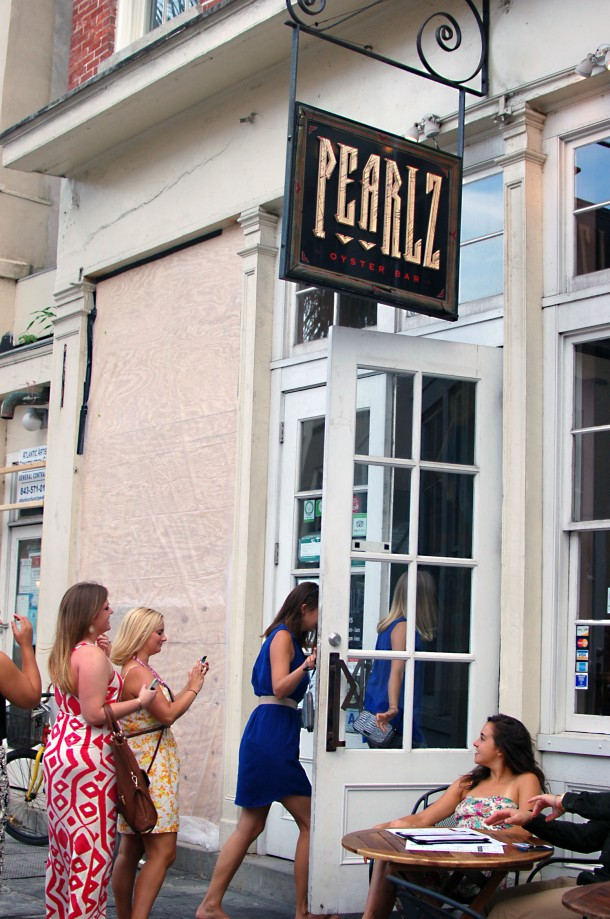 pearlz oyster bar